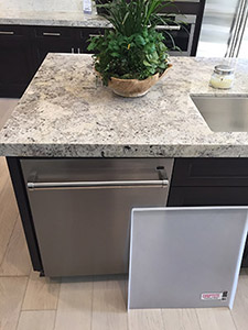 Dishwasher Floor Saver Pan