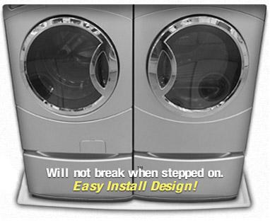 Combo Washer & Dryer Pan