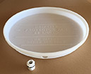 Water heater pan - 22.25 inches
